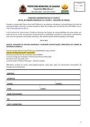 Edital PMQ PP 22_2017_Registro de Preços de fraldas geriatricas_exclusivo MEPs