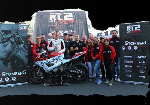 RL2 Endurance Racing - Sponsorenmappe 2018