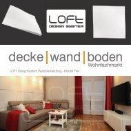 LOFT DesignSystem Modell Flex 18