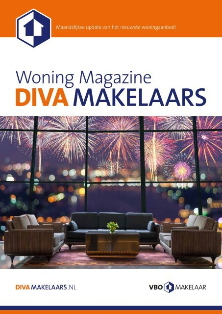 DIVA Woningmagazine #13, januari 2018