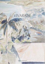 Catalogue Vivaraise Printemps-Été 2018