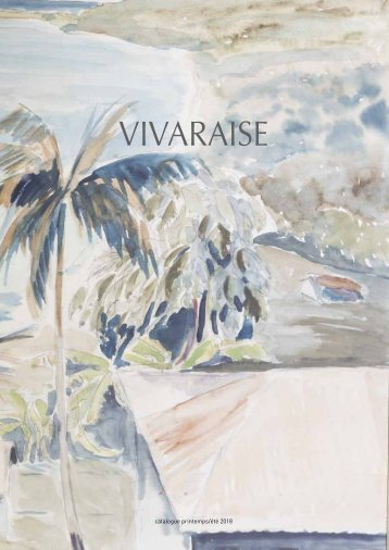 Catalogue Vivaraise Printemps-Été 2018