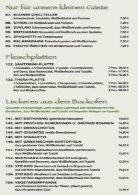Speisekarte Taverna Santorini - Seite 5