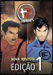 TF Heroes - Edição 1