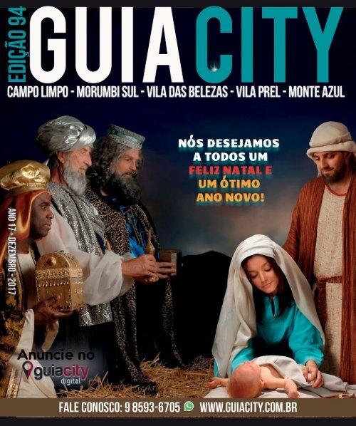 Revista Guia City Campo Limpo ed 94 Dez