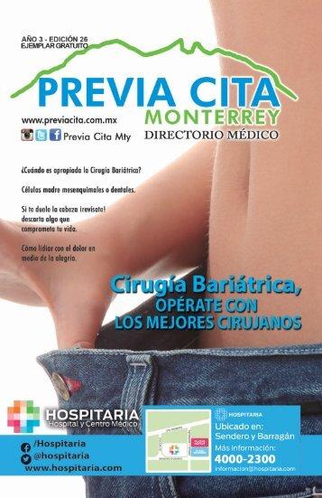 directorio médico Previa Cita edición  26