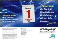 BCS-MegaSoft XML Prospekt über den elektronischen ...
