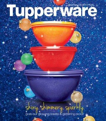 TUPPERWARE  December 2017