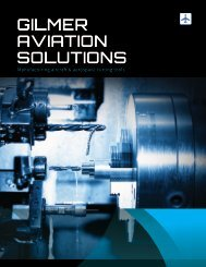 GILMER AVIATION PRODUCTS Catalog