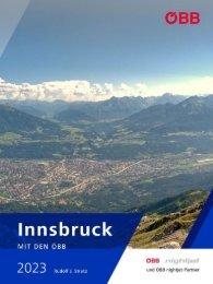 Innsbruck mit den ÖBB