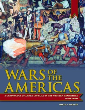 Wars of the Americas a Chronology