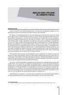5-Reglas para utilizar el crédito fiscal - Page 4