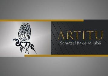 ArtİTÜ Sanatsal Bakış Kulübü