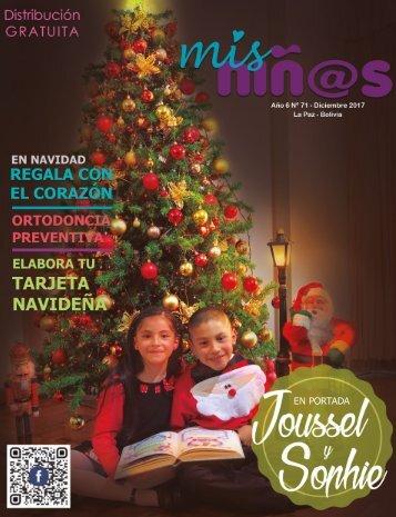 Revista Mis Niñ@s, edición Nº 71