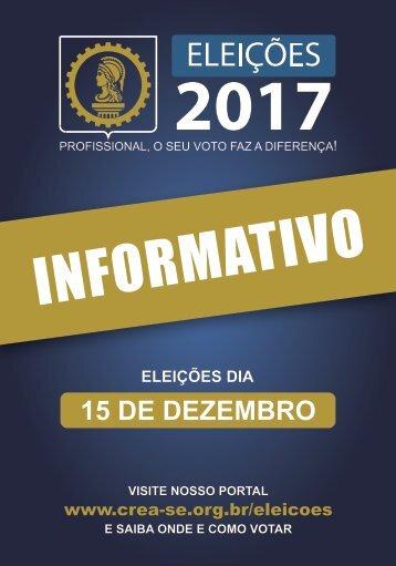 Informativo Eleições 2017