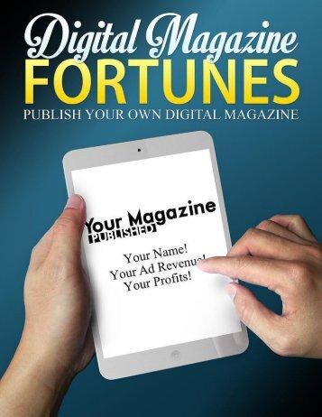 Digital Magazine Guide - How Can I Create A Digital Magazine