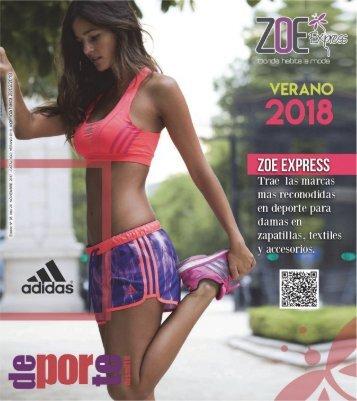 Zoe Peru - Deportivo Verano 18