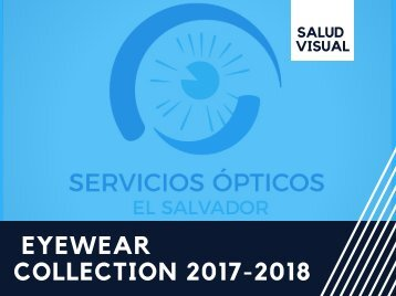 Catalogo Eyewear 2017-2018