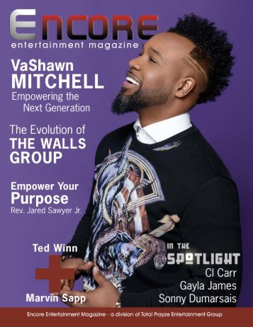 Encore Entertainment Magazine