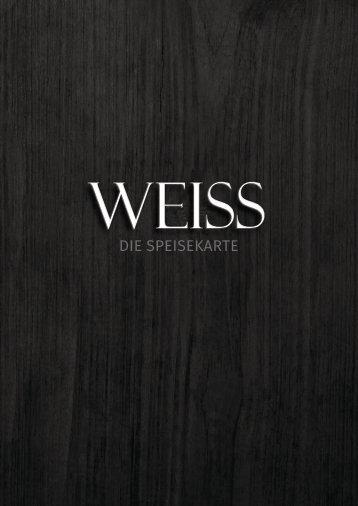 WEISS_Speisekarte_Magazin 01/2018