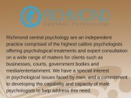 Men's sexuality counselling and Melbourne