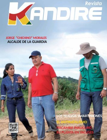 REVISTA KANDIRE ABRIL 2017