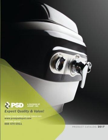 PSD Catalog 2017