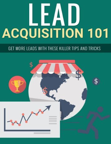Lead Acquisition Guide - How To Get More Leads