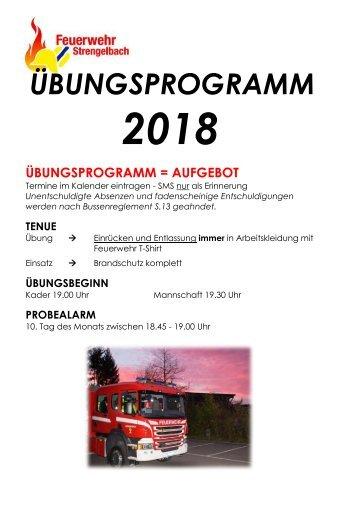 FW Programm 2018