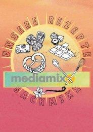 Unsere Rezepte - Backmixx