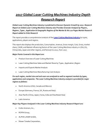 Nuclear Magnetic Resonance Spectrometer Market Tenders, Dynamics, Monetary Impression and Research Decisions 2017-2022