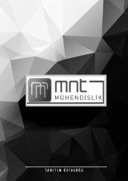 MNT Tanıtım Katalogu