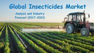 Insecticides Market Size, Application Analysis, Regional Outlook, Competitive Strategies And Forecasts, 2014 To 2020