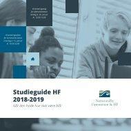 Studieguide HF 2018-2019