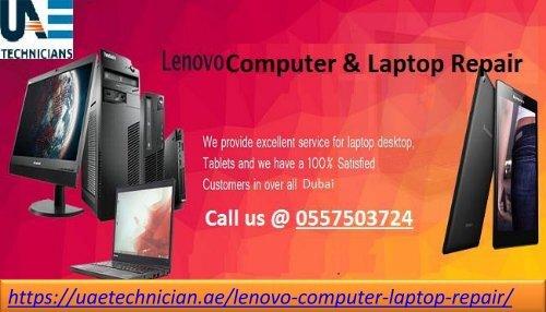 Lenovo Computer & Laptop Repair Services in Dubai Call @ 0557503724 Any Time