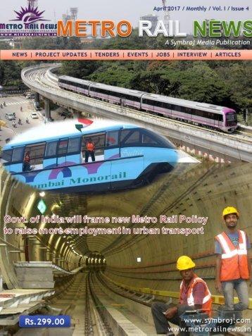 Metro Rail News April 2017