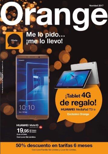 Orange Revista Navidad 2017