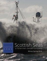 Scottish Seas - Winter Spring 2018