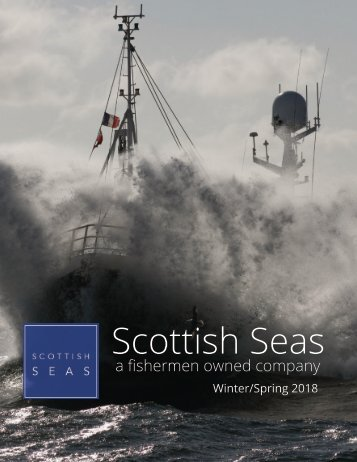 Scottish Seas - Winter Spring 2018