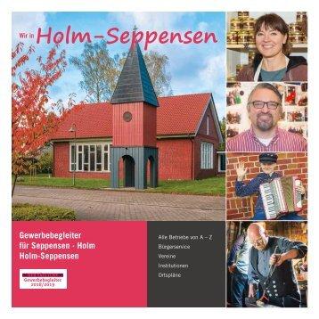 Gewerbebroschüre Holm-Seppensen