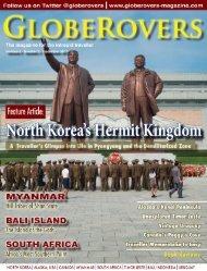 Globerovers Magazine, Dec 2017