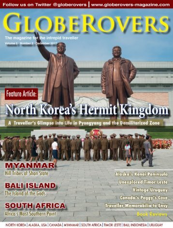 Globerovers Magazine - Dec 2017