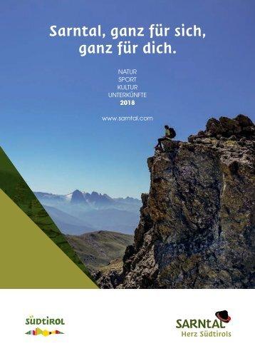 Sarntal-Katalog-De-2018