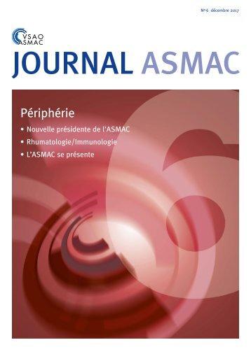 JOURNAL ASMAC - No 6 - décembre 2017