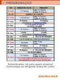 Programação do mês de Dezembro - 3ª IECC - Page 5