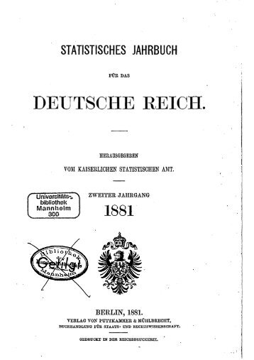 Germany Yearbook - 1881_ocr