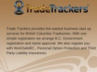 Third Party Liability Insurance British Columbia