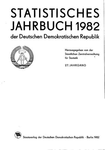 East Germany Yearbook - 1982_ocr