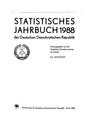 East Germany Yearbook - 1988_ocr