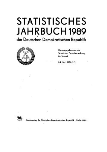 East Germany Yearbook - 1989_ocr
